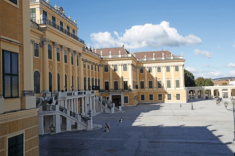 schönbrunn, wien, Vienna: Most Livable City