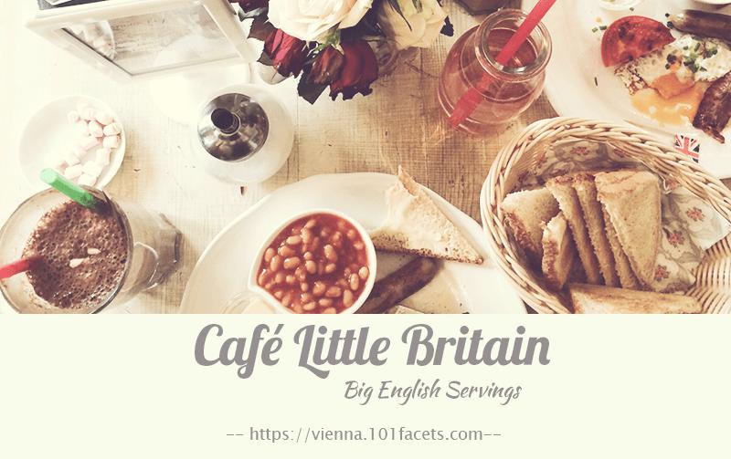 Café Little Britain, Big English Servings